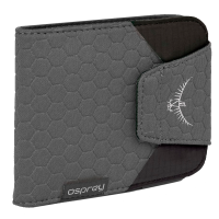 Кошелек Osprey QuickLock Rfid Wallet (26х14х2см), серый