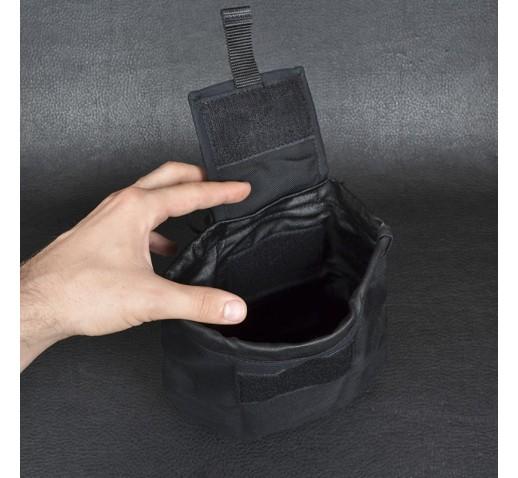 Подсумок Hasta RollUp M (22х17х8см), черный
