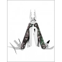 Мультитул LEATHERMAN Charge TTi Camo 3D