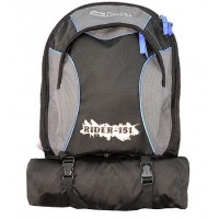 Чехол для сноуборда Travel Extreme Rider черно-синий