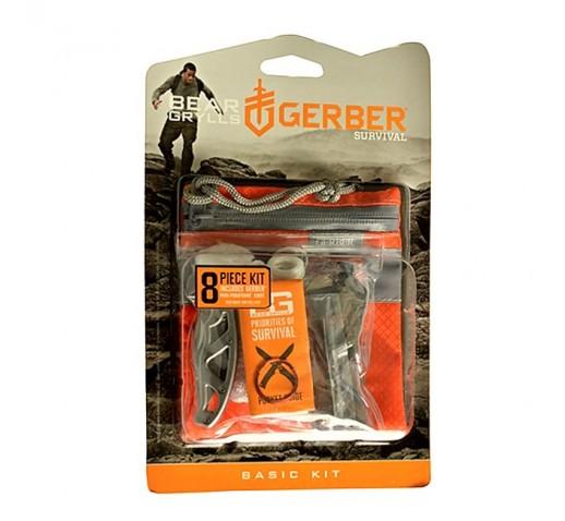 Набор для выживания Gerber Bear Grylls Survival Basic Kit 31-000700