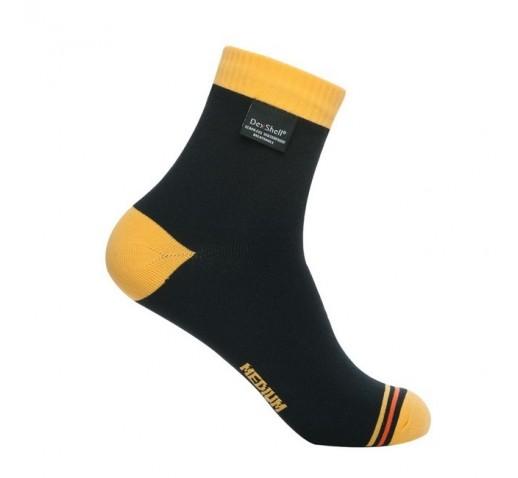 Водонепроницаемые носки Dexshell Ultralite Biking Vivid Yellow S
