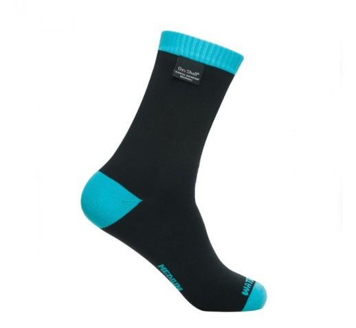 Водонепроницаемые носки  Dexshell Coolvent Lite Aqua Blue DS638A M