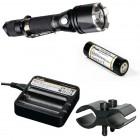 Фирменный набор TK22 XM-L2 U2 new + AR102 + ак Fenix 2600 + зарядка ARE-C1 + крепление F3456