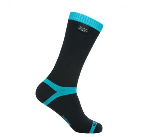 Водонепроницаемые носки  Dexshell Coolvent Aqua Blue DS628 M