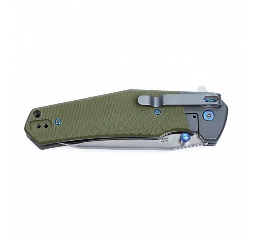 Нож Ganzo G7491 (черный, зеленый, оранжевый)
