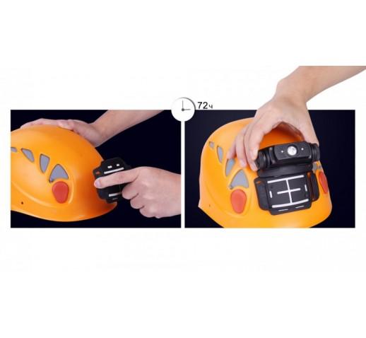 Крепление для каски/шлема Fenix ALG-03