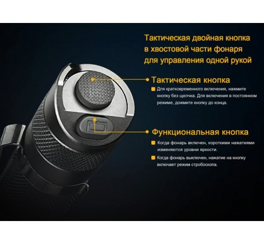 Фонарь Fenix TK25 R&B XP-G2 (S3)