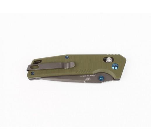 Нож Firebird FB7603 (черный, камуфляж, зеленый, оранжевый)