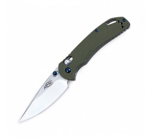 Нож Firebird F753M1 (черный, зеленый, оранжевый)