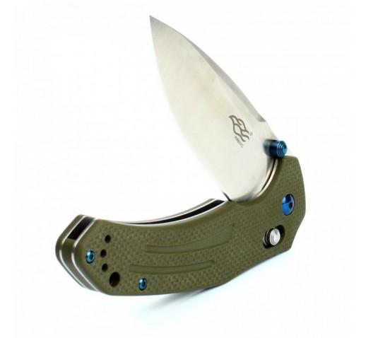 Нож Firebird F7611 (черный, зеленый, камуфляж)