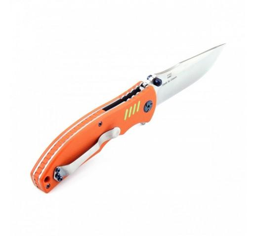 Нож Firebird G7511 (черный, оранжевый)