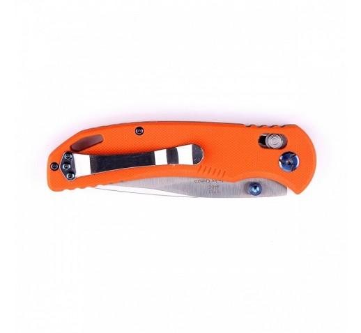 Нож Firebird F7531 (черный, зеленый, оранжевый)