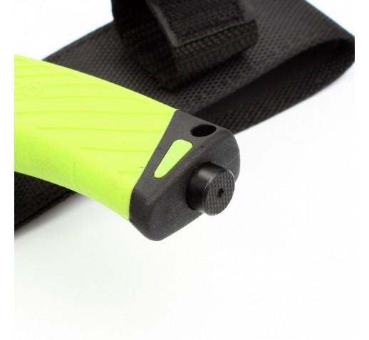 Нож Firebird F803 (оранжевый, песочный, серый, зелёный)