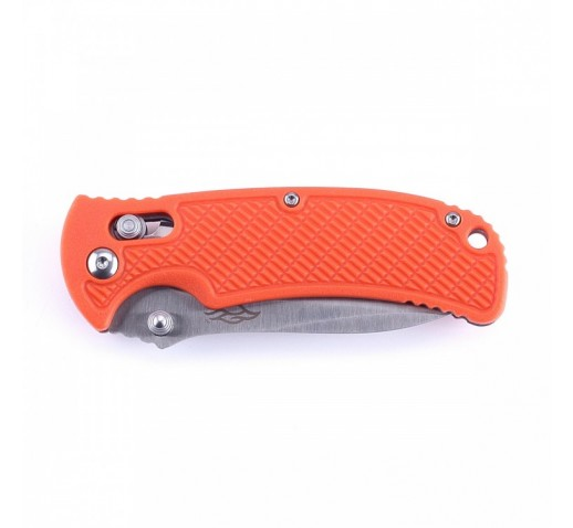 Нож Firebird F726M (Ganzo G726M) (чёрный, зелёный, оранжевый)