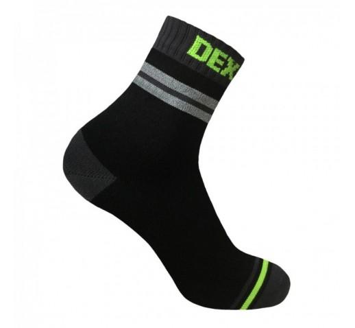 Водонепроницаемые носки DexShell Pro visibility Cycling, DS648GRY M