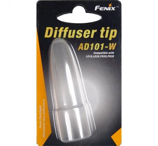 Диффузионный фильтр белый Fenix