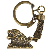 Брелок Мастер-Крами Дракон, бронзовый