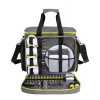 Набор для пикника TE-430 Picnic, серый с черным