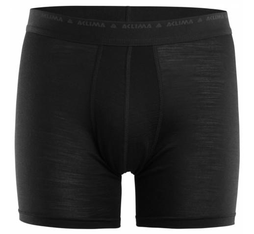 Трусы мужские Aclima LightWool Shorts Man JetBlack XL