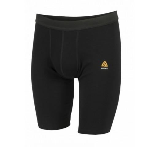 Трусы мужские Aclima WarmWool Long Shorts Man Black XXL