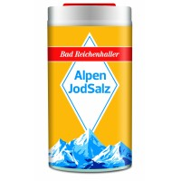 Альпийская соль AlpenJodSalz