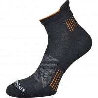 Беговые носки Extremities Trail Runner Sock Black/Orange S (35-38)