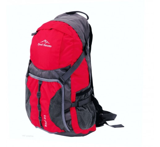 Рюкзак Fjord Nansen BIKKI 25 red/graphite