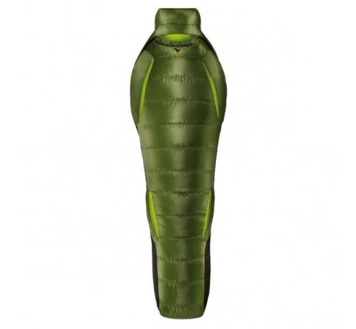 Спальный мешок Salewa Phantom 3D Flex  зеленый