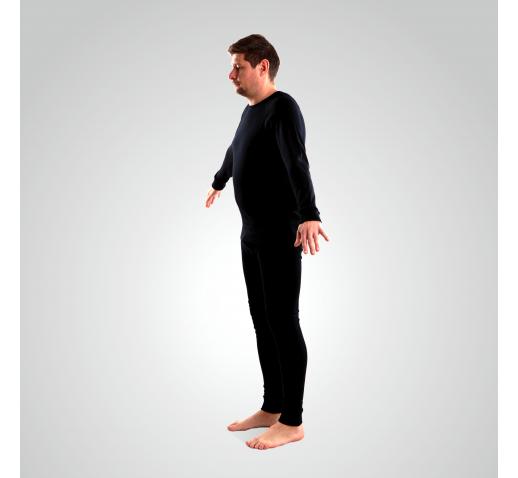 Комплект мужского термобелья 100% Merino Wool Base Layer Man (t+10-30 ℃)