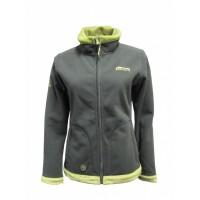 Женская куртка Tramp Бия Серый/зеленый L
