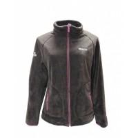 Женская куртка Tramp Мульта Шоколад/Розовый XL